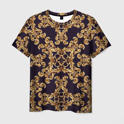 Мужская футболка 3D Versace Style