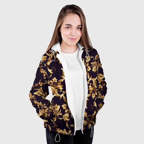 Женская куртка 3D  Фото 04, Versace Style