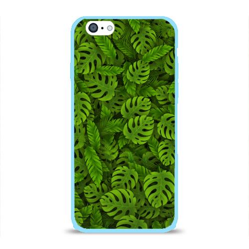 Тропические листья