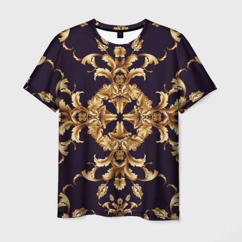 Мужская футболка 3D  Фото 03, Versace Style