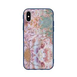 Розово-зеленый мрамор