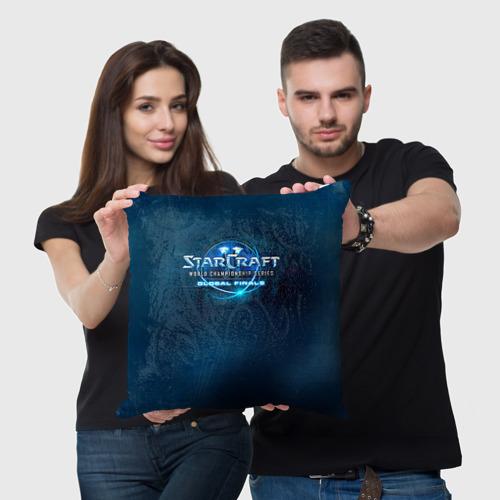 Подушка 3D StarC Фото 01