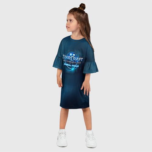 Детское платье 3D StarC Фото 01