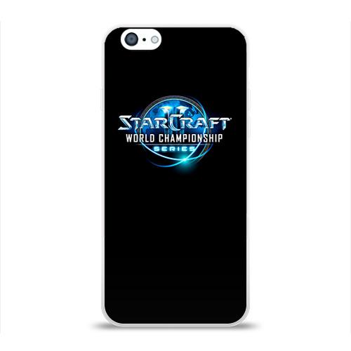 Чехол для Apple iPhone 6 силиконовый глянцевый StarC 1 Фото 01