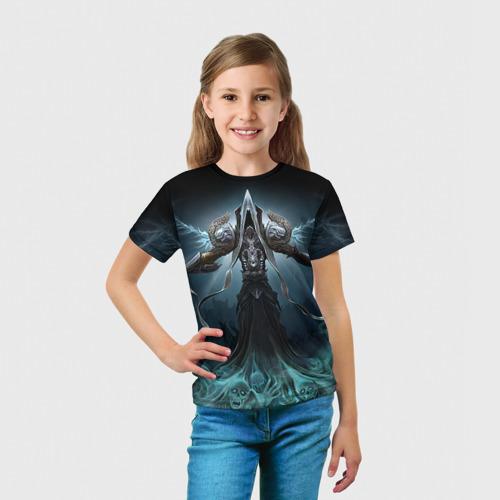 Детская футболка 3D  Фото 03, Малтаель