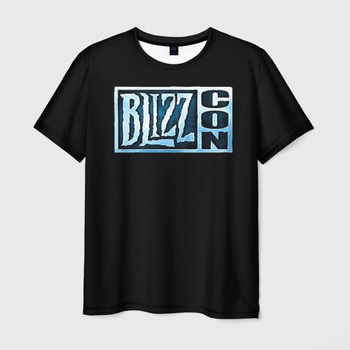 Мужская футболка 3D BlizzCon Фото 01