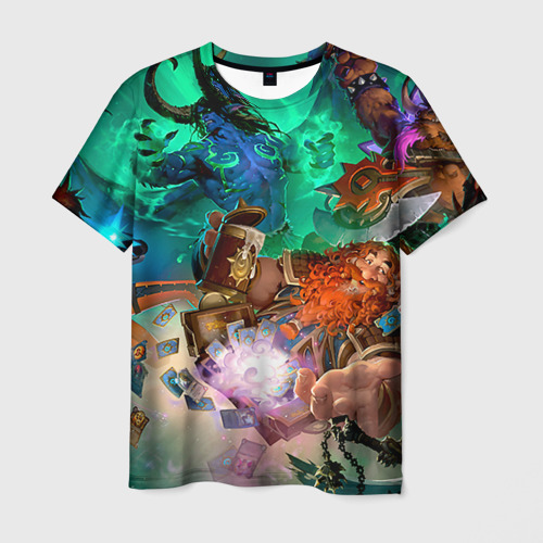 Мужская футболка 3D Blizzard