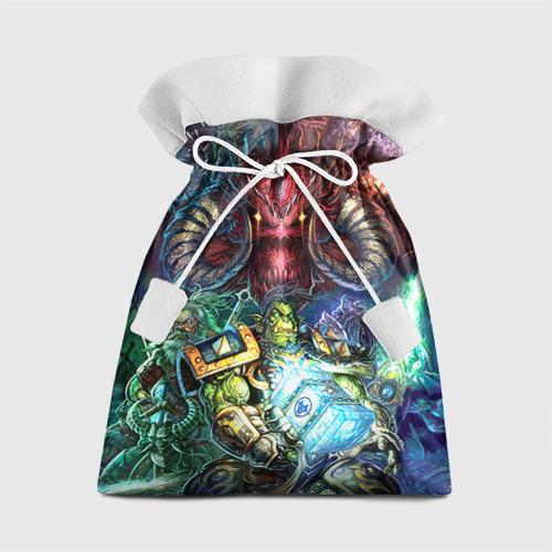 Подарочный 3D мешок Blizzard 1