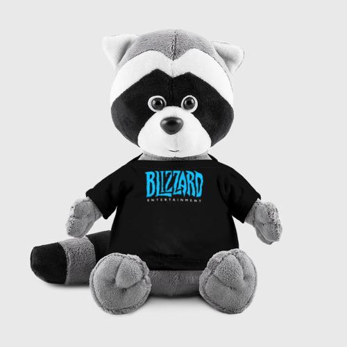 Енотик в футболке 3D Blizzard 2 Фото 01