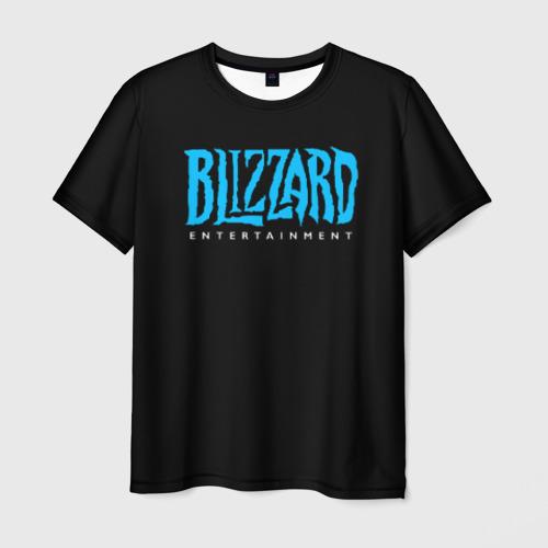 Мужская футболка 3D Blizzard 2
