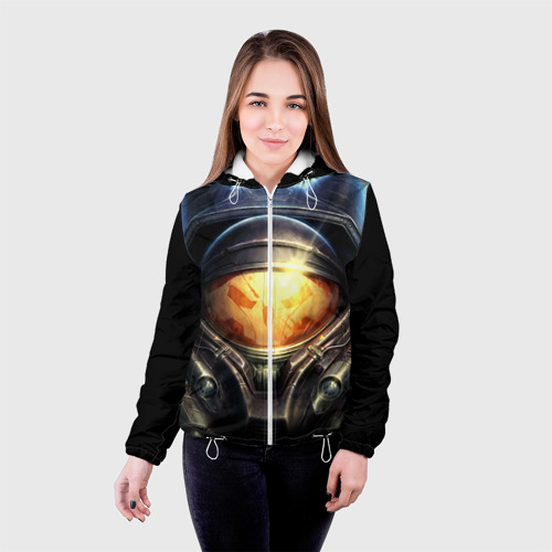 Женская куртка 3D StarC 2 Фото 01