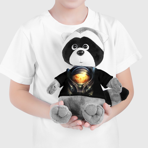 Енотик в футболке 3D StarC 2 Фото 01