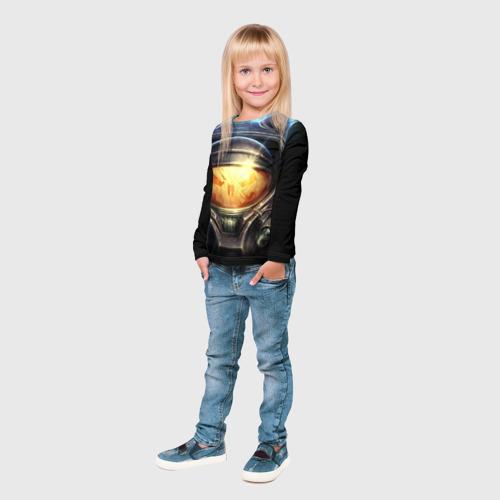 Детский лонгслив 3D StarC 2 Фото 01