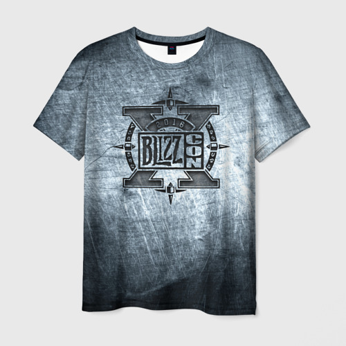 Мужская футболка 3D BlizzCon 2