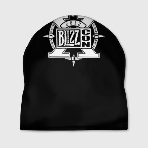 Шапка 3D BlizzCon 3 Фото 01