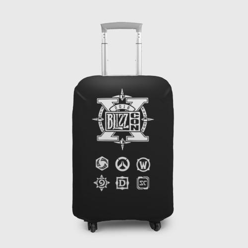 Чехол для чемодана 3D BlizzCon 5 Фото 01