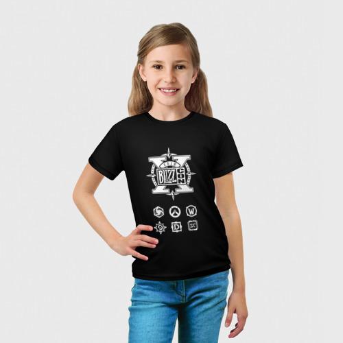 Детская футболка 3D  Фото 03, BlizzCon 5