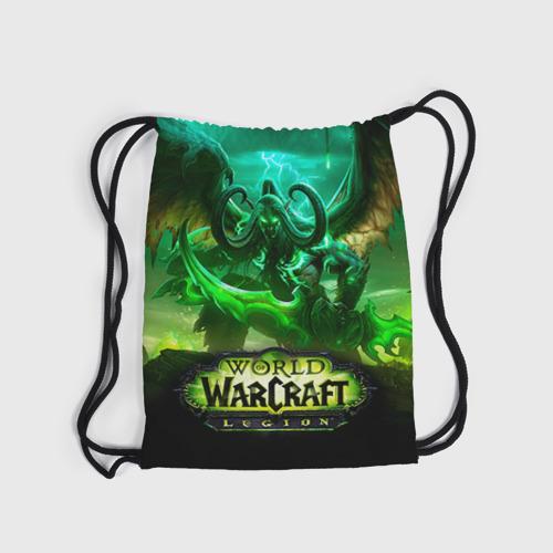 Рюкзак-мешок 3D WarC Фото 01