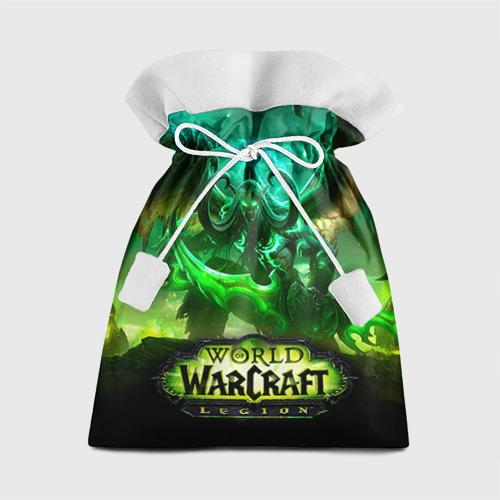 Подарочный 3D мешок WarC