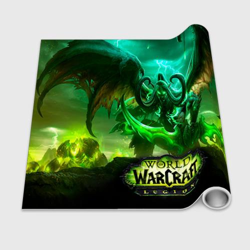 Бумага для упаковки 3D WarC Фото 01
