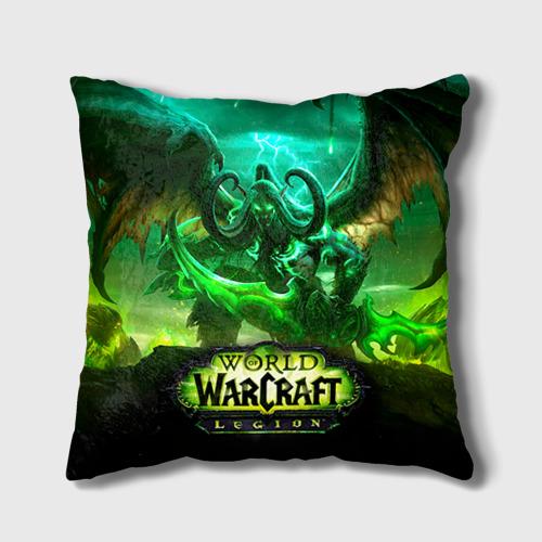 Подушка 3D WarC Фото 01