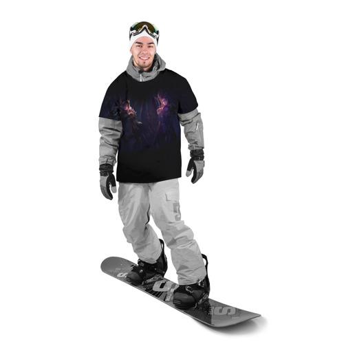 Накидка на куртку 3D  Фото 03, Blizzard 3