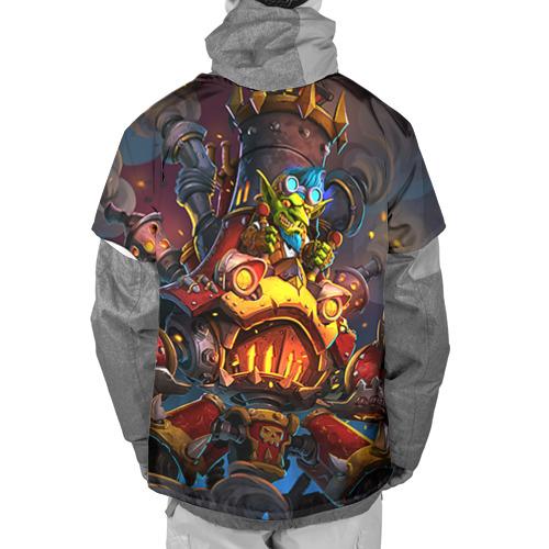 Накидка на куртку 3D  Фото 02, WarC 1