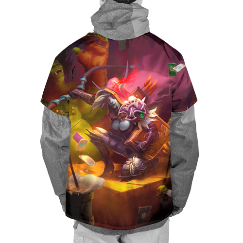 Накидка на куртку 3D  Фото 02, Blizzard 5