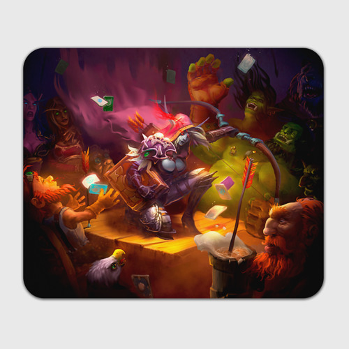 Коврик для мышки прямоугольный  Фото 01, Blizzard 5