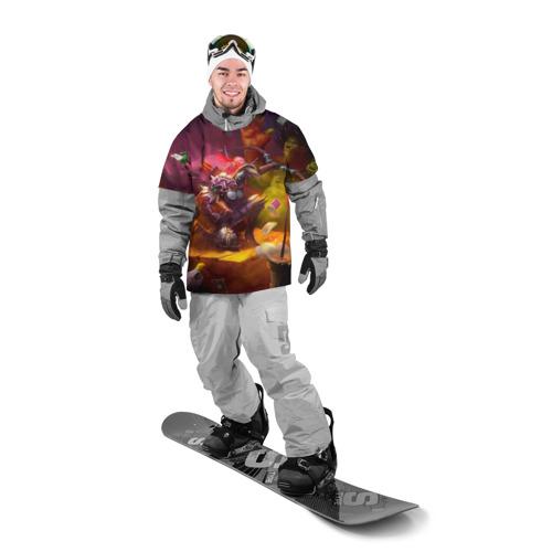 Накидка на куртку 3D  Фото 03, Blizzard 5