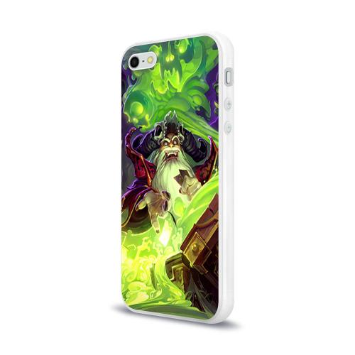 Чехол для Apple iPhone 5/5S силиконовый глянцевый  Фото 03, HS 2