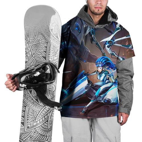 Накидка на куртку 3D Керриган Фото 01