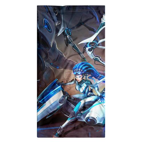 Бандана-труба 3D Керриган Фото 01