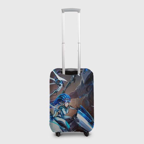 Чехол для чемодана 3D Керриган Фото 01