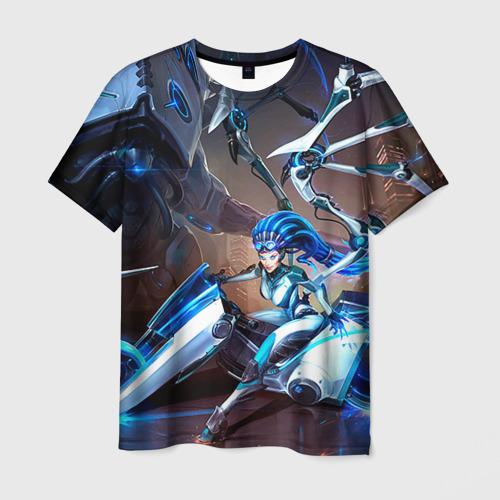 Мужская футболка 3D Керриган Фото 01