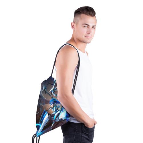 Рюкзак-мешок 3D Керриган Фото 01