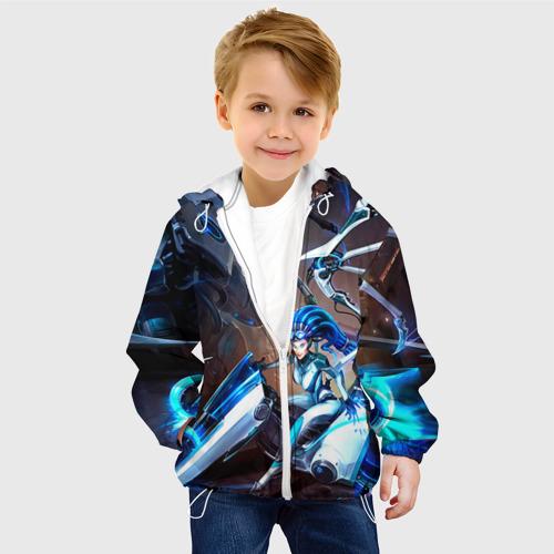 Детская куртка 3D Керриган Фото 01