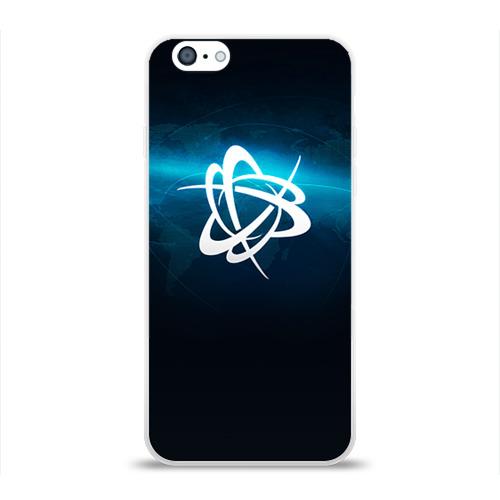Чехол для Apple iPhone 6 силиконовый глянцевый  Фото 01, BattleNet