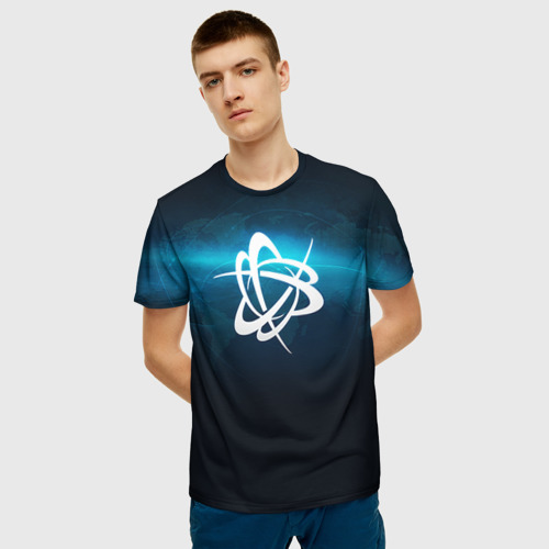 Мужская футболка 3D BattleNet Фото 01