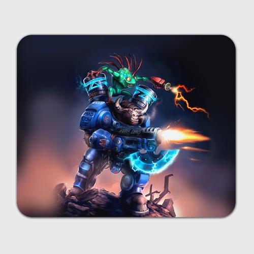 Коврик прямоугольный  Фото 01, Blizzard 6