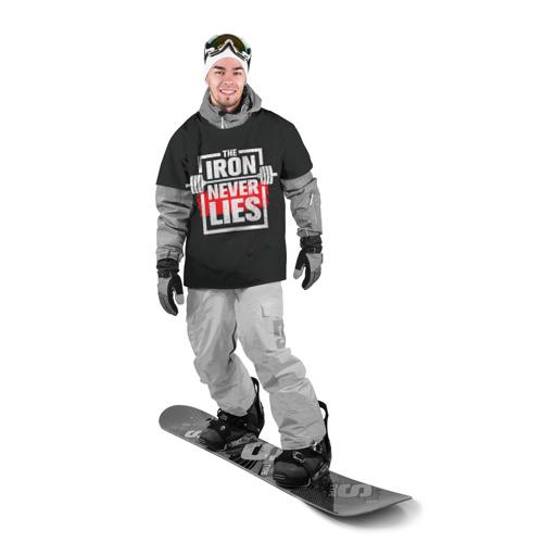 Накидка на куртку 3D  Фото 03, Bodybuilding: Железо не лжёт