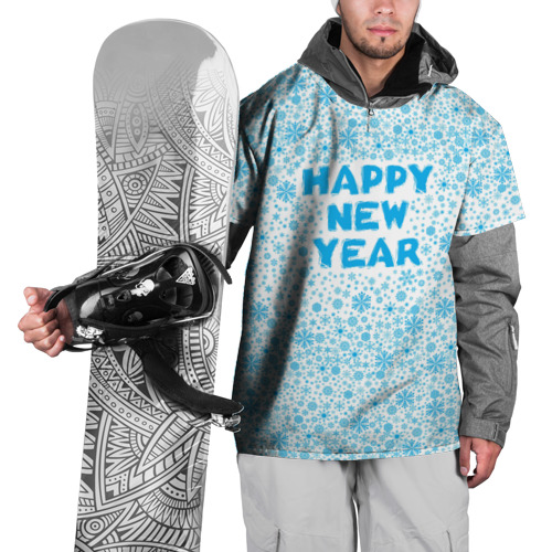 Накидка на куртку 3D  Фото 01, Happy New Year