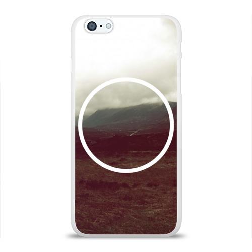 Чехол для Apple iPhone 6Plus/6SPlus силиконовый глянцевый  Фото 01, Круг