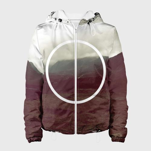 Женская куртка 3D  Фото 01, Круг