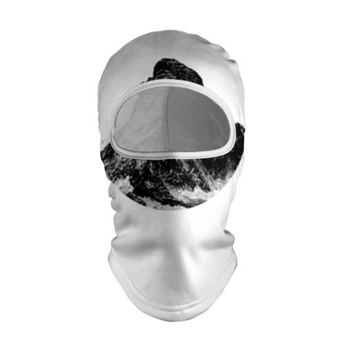 Балаклава 3D  Фото 01, Moon