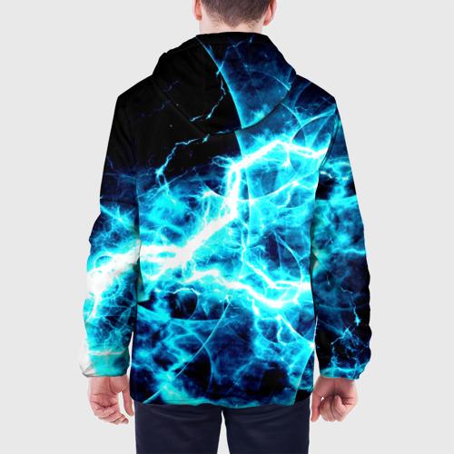 Мужская куртка 3D  Фото 05, energy