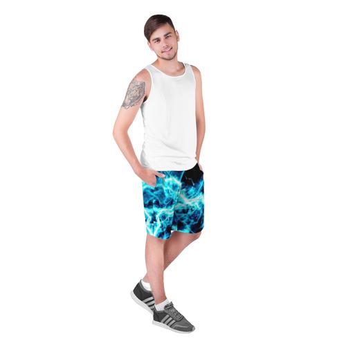 Мужские шорты 3D  Фото 03, energy