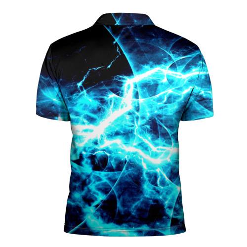 Мужская рубашка поло 3D  Фото 02, energy