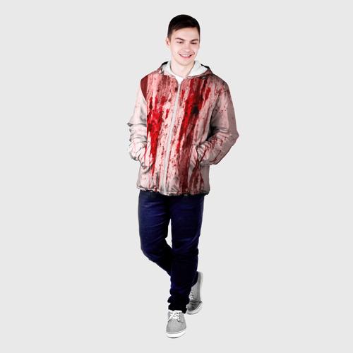 Мужская куртка 3D  Фото 03, Отпечаток