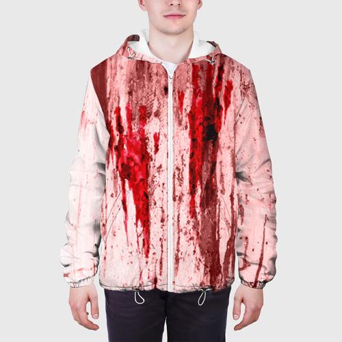 Мужская куртка 3D  Фото 04, Отпечаток